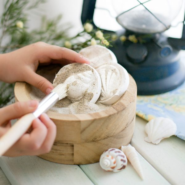 Fun Eco gifts for kids lets create fun fossils Kit