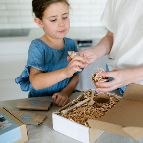 Eco Gifts for children-Fun Fossils kit